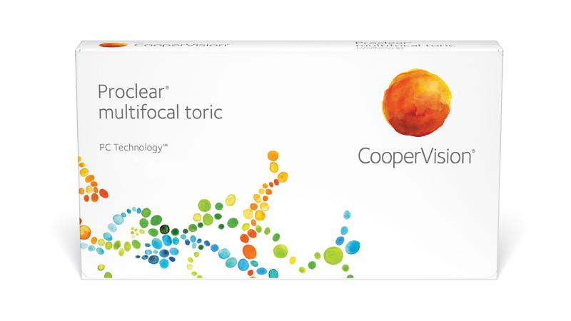 Proclear® multifocal toric  0b0e38b12c