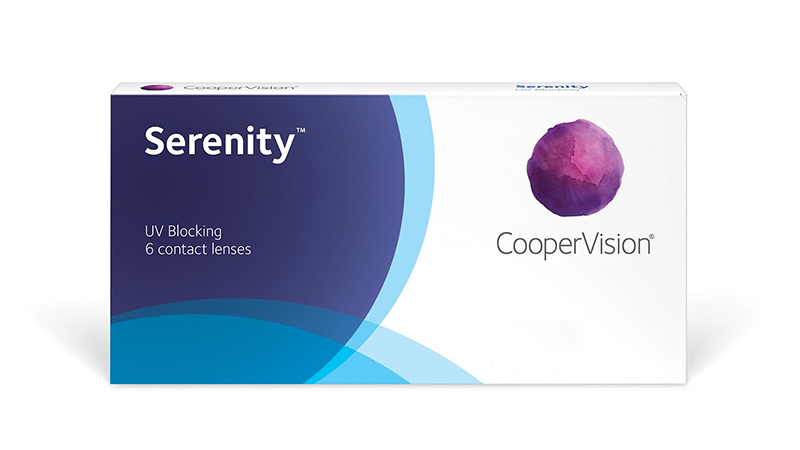 Serenity™ contact lenses